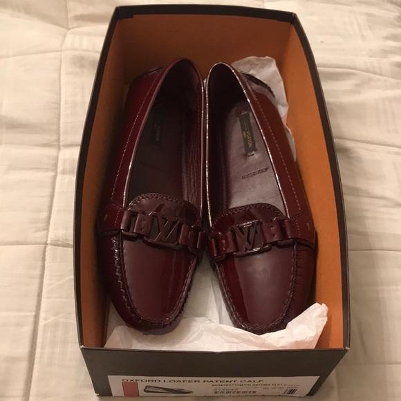 00cf8a1e745 Louis Vuitton Shoes - Louis Vuitton Loafers -Women s sz. 37